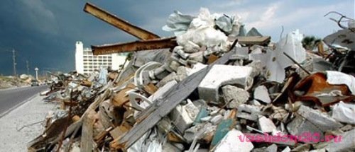 Вывоз мусора контейнер пушкинский районфото1031