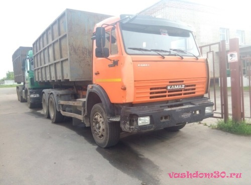 Мусорный контейнер 8 м3 заказатьфото149
