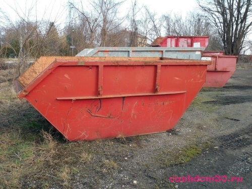 Вывоз отходов подольскфото1746