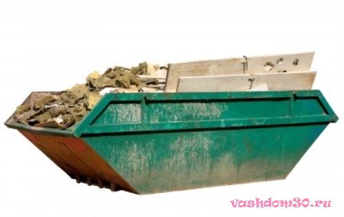 Вывоз мусора в дзержинскомфото1354