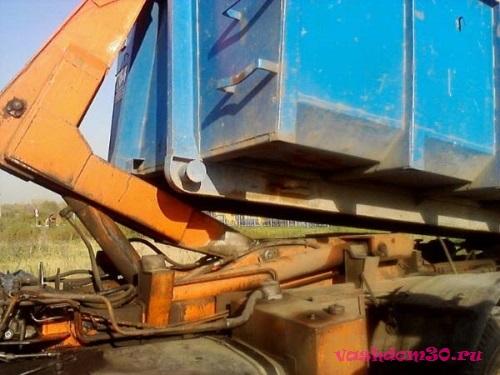 Контейнер для мусора строительного арендафото1099