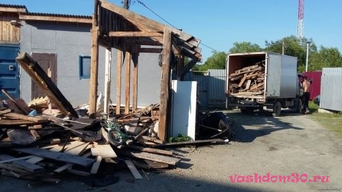 Дмитров вывоз мусора контейнерфото463