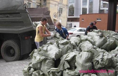 Вывоз строительного мусора камазфото10