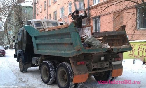 Вывоз мусора москва контейнер 20 м3 ценафото1604
