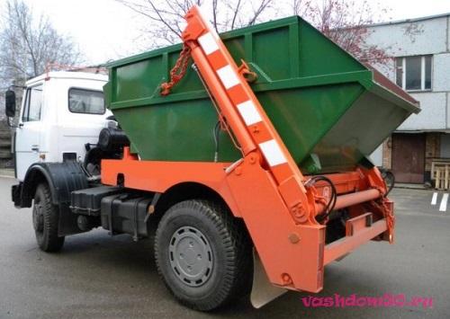 Пухто 27 кубов вывоз мусорафото1480