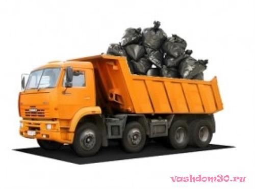 Вывоз мусора из мытищифото336