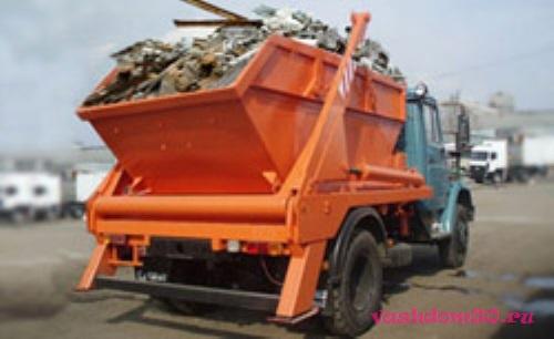 Вывоз крупногабаритного строительного мусорафото1501