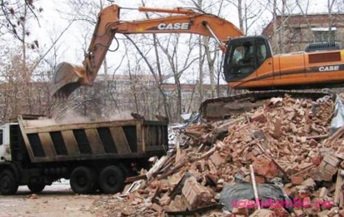 Вывоз мусора якиманкафото2000