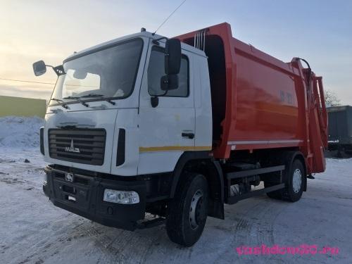 Стоимость вывоза мусора контейнером 8 м3фото870