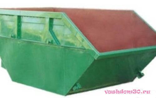 Стоимость контейнера для мусора 8 м3 в московской областифото1275