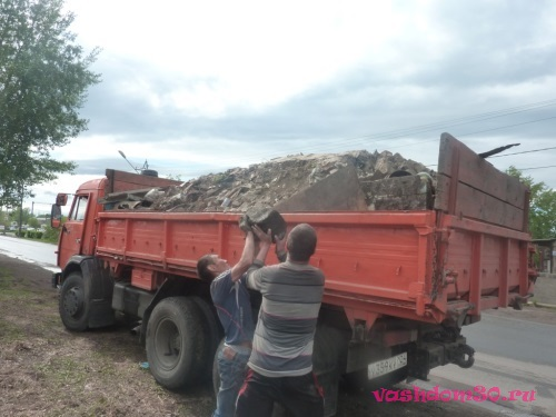 Вывоз мусора истрафото388