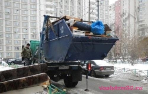 Вывоз мусора измайловскаяфото995