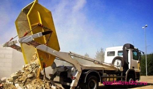 Контейнер под строительный мусор заказатьфото218