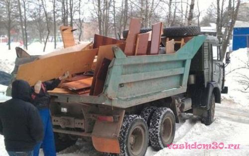 Вывоз мусора долгопрудный контейнерфото612
