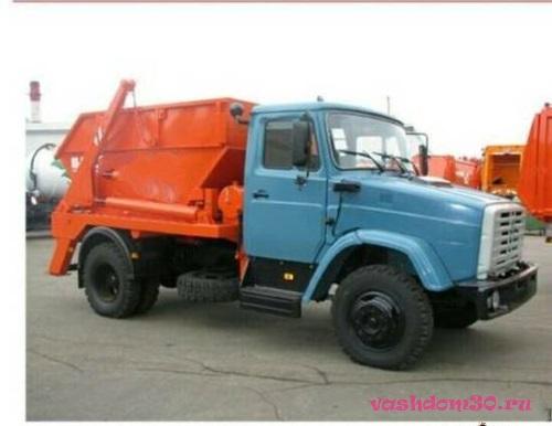 Долгопрудный вывоз строительного мусорафото1742