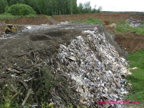 Вывоз мусора в лыткаринофото1777