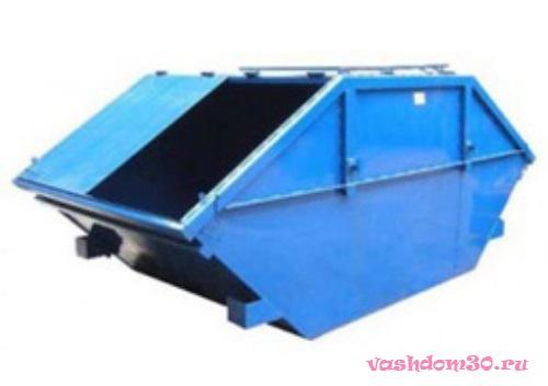 Контейнер мусорный сергиев посадфото1747