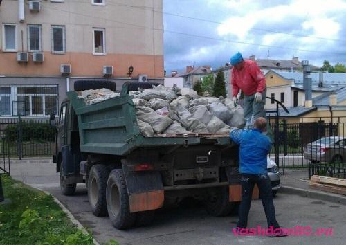 Вывоз шин на утилизациюфото1063