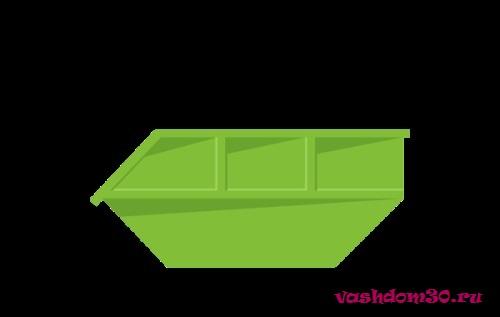 Заказать контейнер для вывоза строительного мусора в подмосковье дешевофото381
