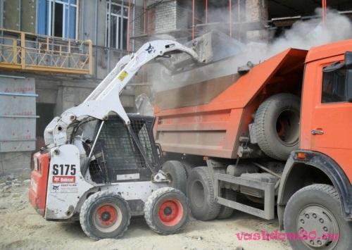 Вывоз мусора люберцыфото1106