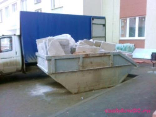 Вывоз мусора полигонфото1631