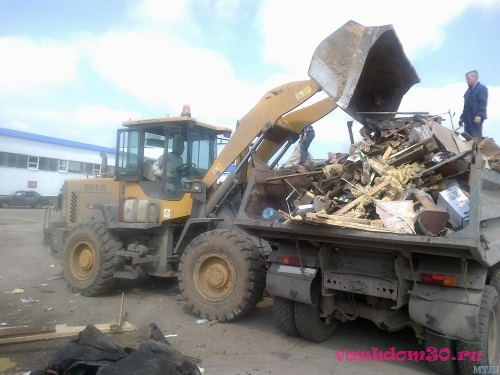 Мультилифт вывоз мусорафото136