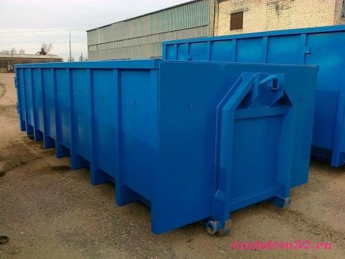 Вывоз мусора в подмосковьефото1536