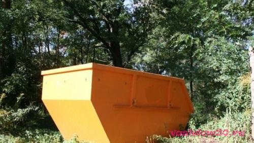 Бункер для мусора 8 м3фото163