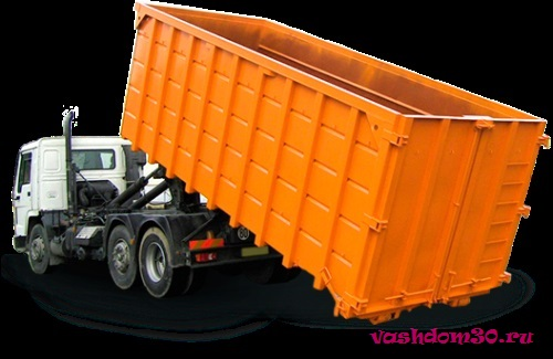 Контейнер мусорный 8 м3фото1474