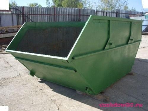 Вывоз мусора таганская улицафото1309