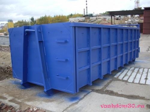 Контейнер для строительного мусора орехово-зуевофото1450