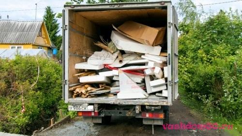 Вывоз мусора в косино-ухтомскомфото418