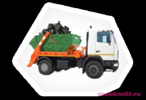 Вывоз мусора кузьминкифото169