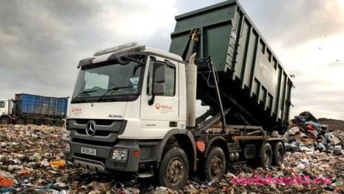 Серпухов вывоз мусора контейнеромфото1450
