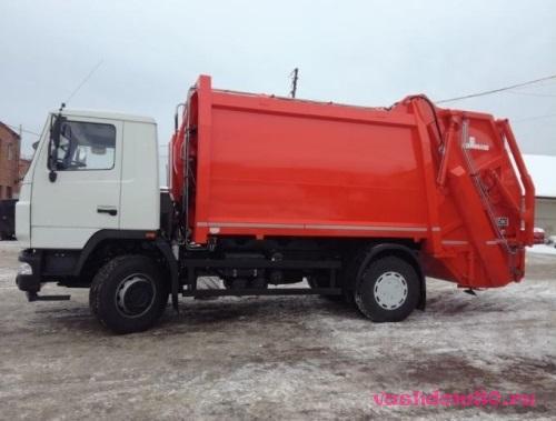 Вывоз мусора фили-давыдковофото1919