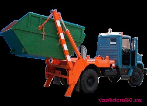 Вывоз мусора волоколамскаяфото1282