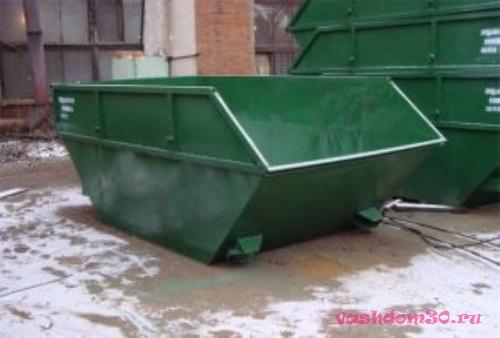 Вывоз мусора щелковскаяфото544