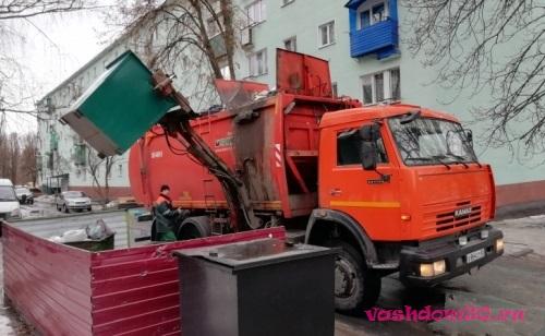Вывоз мусора в коптевофото469