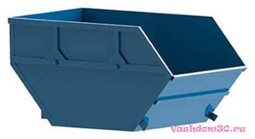 Контейнер для мусора 8 куб юаофото809