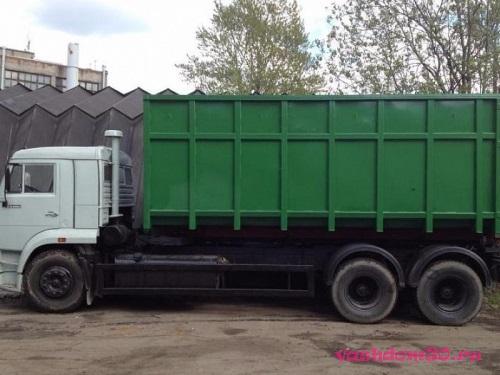 Вывоз мусора новоегорьевское шоссефото1641