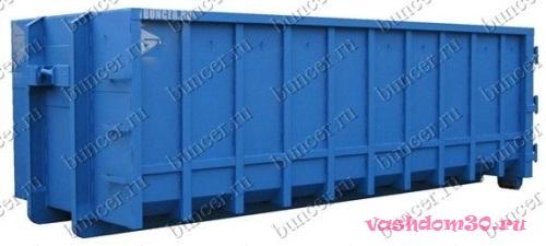 Мусорный контейнер 8 кубовфото1094