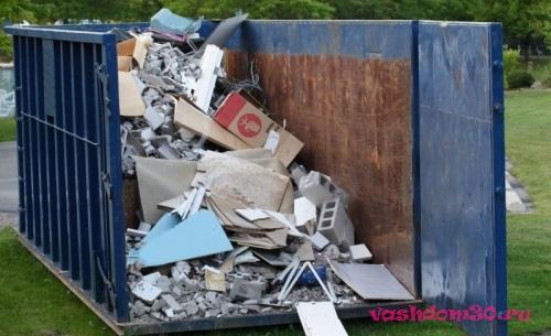 Вывоз мусора кубинский районфото1504