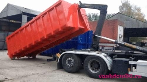 Контейнер для мусора сваофото1368