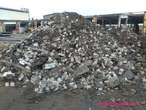 Вывоз крупногабаритного мусора в москвефото773