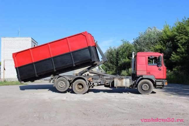 Вывоз мусора солнечногорский районфото809