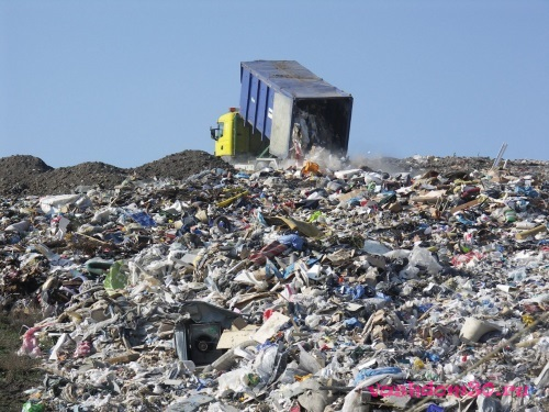 Вывоз мусора жуковскийфото1562