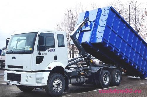 Вывоз мусора химкинский районфото403