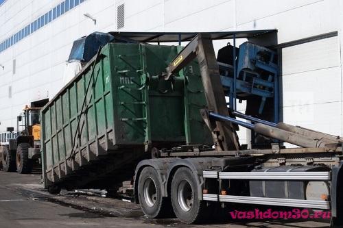 Вывоз мусора марьинофото1524