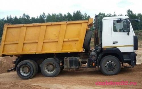 Вывоз мусора ломоносовскийфото1299