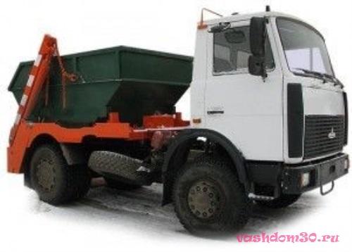 Контейнер под строительный мусорфото917
